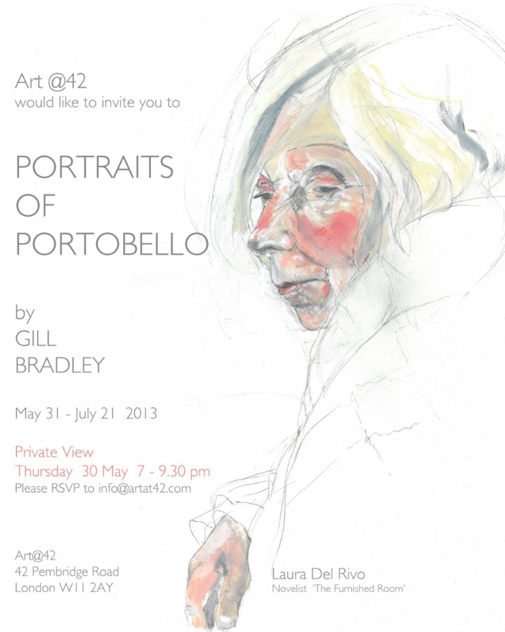 portrait poster @42 email